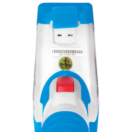 Infrared Thermometer with Multipoint Laser