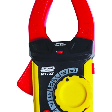 400A AC/DC TRMS Clamp Meter