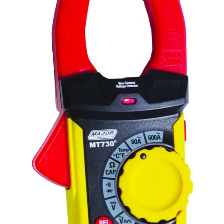 600A AC TRMS Clamp Meter