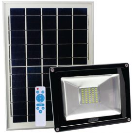20W Solar Power LED Floodlight