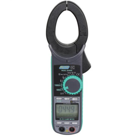 1000A Professional AC/DC True RMS Clamp Meter
