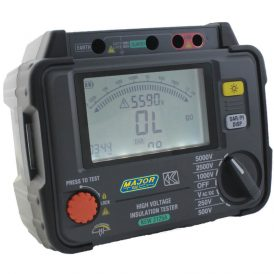 500V-5kV High Voltage Digital Insulation Tester