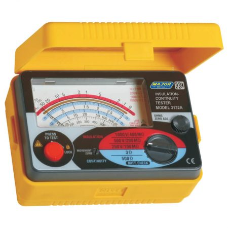 Analogue Insulation Tester