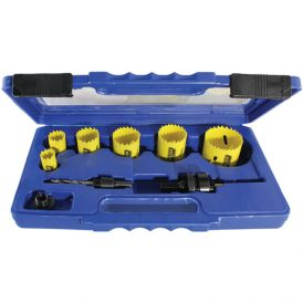Electricians Holesaw Kit