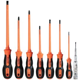 Heavy Duty 1000V Screwdriver Set