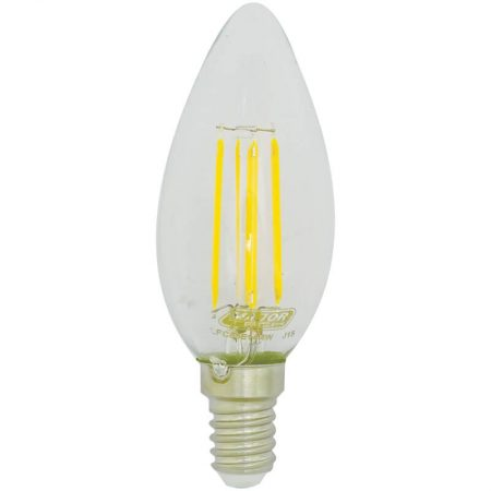 4W LED Filament Candle Lamp