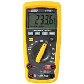IP67 TRMS Industrial Multimeter