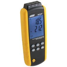 Four Channel Digital Thermometer Data Logger