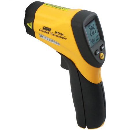 Professional Infrared Thermometer with Dual Laser