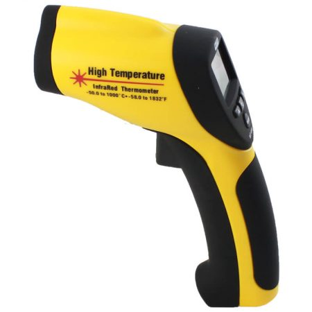 Professional High Temperature Infrared Thermometer