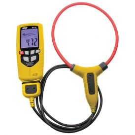 True RMS Flexible AC Current Clamp Meter with datalogger