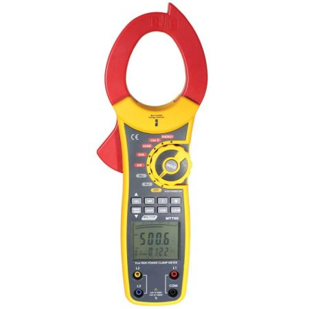 AC Power True RMS Clamp Meter