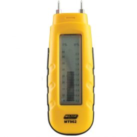 Moisture Meter with LCD Bargraph Display