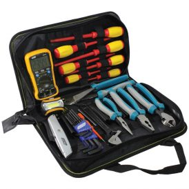 11 Piece Toolkit with Digital Multimeter
