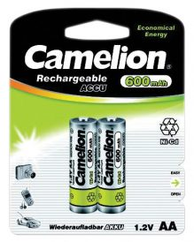 Ni-Cd Rechargeable AA Battery