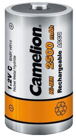 Ni-MH Rechargeable C-Type Battery
