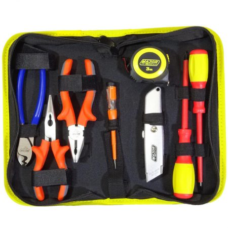 Compact Electricians Tool Kit